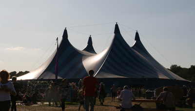 Bigtop Stage