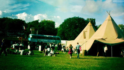 Tipi Stage