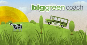 Big Green Coach now on sale!